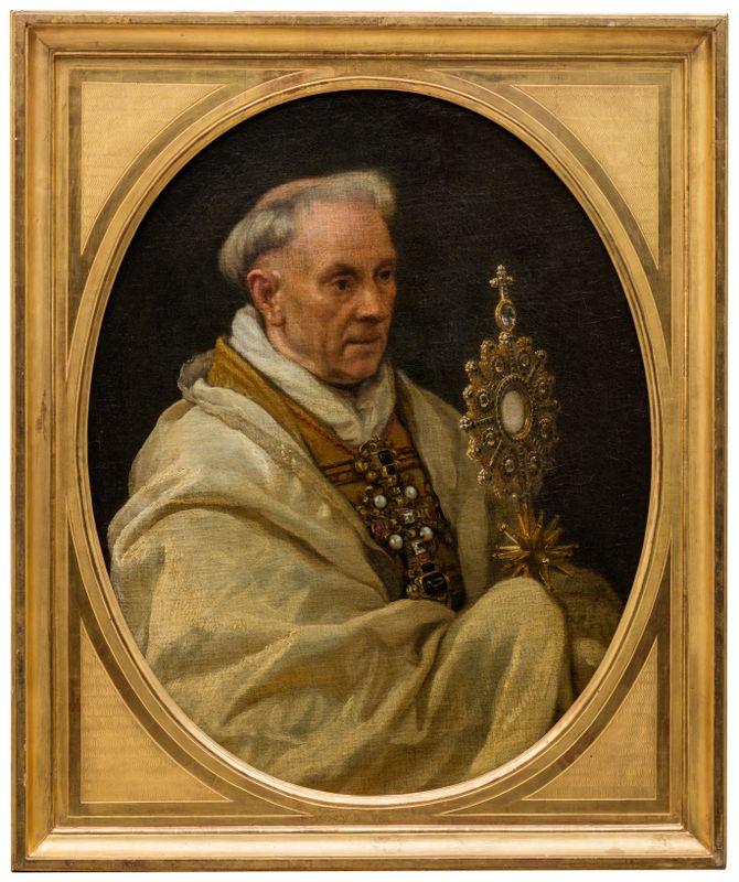 Portrét Francisca de los Santos, převora escorialského